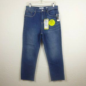 Black Daisy Jeans 9 / 29 Blue Cropped High Rise